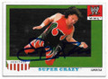 SUPER CRAZY AUTOGRAPHED WRESTLING CARD #30120C