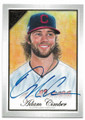 ADAM CIMBER CLEVELAND INDIANS AUTOGRAPHED ROOKIE BASEBALL CARD #31820C