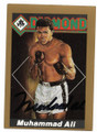 MUHAMMAD ALI AUTOGRAPHED BOXING CARD #31920D
