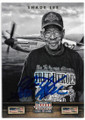 SHADE LEE TUSKEGEE AIRMEN AUTOGRAPHED CARD #32320B