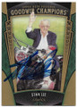 STAN LEE AUTOGRAPHED CARD #40220A
