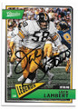 JACK LAMBERT PITTSBURGH STEELERS AUTOGRAPHED FOOTBALL CARD  #40320A