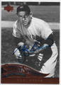 YOGI BERRA NEW YORK YANKEES AUTOGRAPHED BASEBALL CARD #40720C