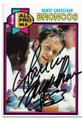 RANDY GRADISHAR AUTOGRAPHED VINTAGE FOOTBALL CARD #40820B