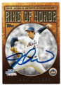 JESSE OROSCO NEW YORK METS AUTOGRAPHED BASEBALL CARD #41820D