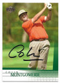 COLIN MONTGOMERIE AUTOGRAPHED GOLF CARD #42920D