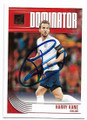 HARRY KANE ENGLAND NATIONAL FOOTBALL TEAM AUTOGRAPHED SOCCER CARD #50120F