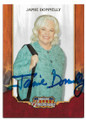 "JAMIE DONNELLY ""GREASE"" AUTOGRAPHED CARD #51220E"