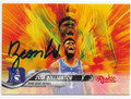 ZION WILLIAMSON DUKE BLUE DEVILS AUTOGRAPHED ROOKIE BASKETBALL CARD #51520i