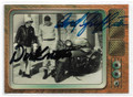 ANDY GRIFFITH & DON KNOTTS DOUBLE AUTOGRAPHED CARD #51620E