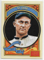 TY COBB DETROIT TIGERS UNSIGNED CARD #51620i