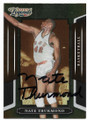 NATE THURMOND BOWLING GREEN FALCONS AUTOGRAPHED BASKETBALL CARD #51820H