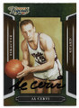 AL CERVI SYRACUSE NATIONALS AUTOGRAPHED BASKETBALL CARD #51920F