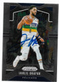 JAHLIL OKAFOR NEW ORLEANS PELICANS AUTOGRAPHED BASKETBALL CARD #52020B