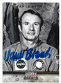 VANCE BRAND NASA ASTRONAUT AUTOGRAPHED CARD #52720F