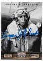 EUGENE RICHARDSON TUSKEGEE AIRMEN AUTOGRAPHED CARD #53120G