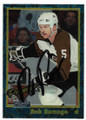 ROB RAMAGE PHILADELPHIA FLYERS AUTOGRAPHED HOCKEY CARD #53120i