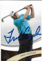 FRED COUPLES AUTOGRAPHED GOLF CARD #60920B