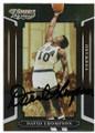 DAVID THOMPSON NORTH CAROLINA STATE AUTOGRAPHED BASKETBALL CARD #61920G
