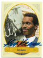 BOB BEAMON USA OLYMPIC TRACK & FIELD ATHLETE AUTOGRAPHED CARD #62020G