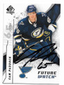 CAM PADDOCK ST LOUIS BLUES AUTOGRAPHED & NUMBERED ROOKIE HOCKEY CARD #62420B
