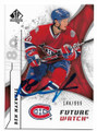 BEN MAXWELL MONTREAL CANADIENS AUTOGRAPHED & NUMBERED HOCKEY CARD #62520B