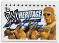 HULK HOGAN AUTOGRAPHED WRESTLING CARD #62520E