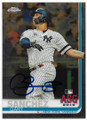 GARY SANCHEZ NEW YORK YANKEES AUTOGRAPHED ALL-STAR GAME BASEBALL CARD #70720D