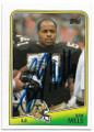 SAM MILLS NEW ORLEANS SAINTS AUTOGRAPHED VINTAGE FOOTBALL CARD #70820H