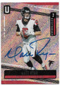 MATT RYAN ATLANTA FALCONS AUTOGRAPHED FOOTBALL CARD #71420E
