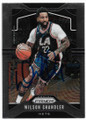 WILSON CHANDLER BROOKLYN NETS AUTOGRAPHED BASKETBALL CARD #71420G