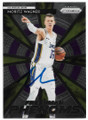 MORITZ WAGNER LOS ANGELES LAKERS AUTOGRAPHED ROOKIE BASKETBALL CARD #71620A