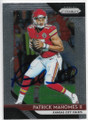 PATRICK MAHOMES II KANSAS CITY CHIEFS AUTOGRAPHED FOOTBALL CARD #72920E