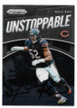 KHALIL MACK CHICAGO BEARS AUTOGRAPHED FOOTBALL CARD #73020F