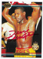 DENNIS ANDRIES AUTOGRAPHED BOXING CARD #80720B