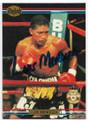 LUIS MENDOZA AUTOGRAPHED BOXING CARD #80720F