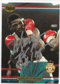 MARLON STARLING AUTOGRAPHED BOXING CARD #81720D