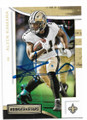 ALVIN KAMARA NEW ORLEANS SAINTS AUTOGRAPHED FOOTBALL CARD #83020A