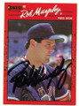 ROB MURPHY BOSTON RED SOX AUTOGRAPHED VINTAGE BASEBALL CARD #92420F