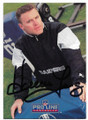 HOWIE LONG LOS ANGELES RAIDERS AUTOGRAPHED VINTAGE FOOTBALL CARD #92820F