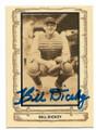BILL DICKEY NEW YORK YANKEES AUTOGRAPHED VINTAGE BASEBALL CARD #101920D