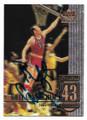 BILLY CUNNINGHAM PHILADELPHIA 76ers AUTOGRAPHED BASKETBALL CARD #111220D