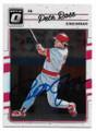 PETE ROSE CINCINNATI REDS AUTOGRAPHED BASEBALL CARD #111720C
