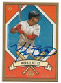 MOOKIE BETTS BOSTON RED SOX AUTOGRAPHED BASEBALL CARD #111820F