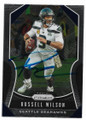 RUSSELL WILSON SEATTLE SEAHAWKS AUTOGRAPHED FOOTBALL CARD #111920C