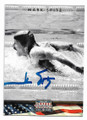 MARK SPITZ AUTOGRAPHED OLYMPIC SWIMMING CARD #121620D