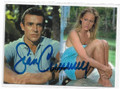 "SIR SEAN CONNERY JAMES BOND ""DR NO"" AUTOGRAPHED CARD #122120A"