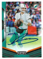 JOSH ROSEN MIAMI DOLPHINS AUTOGRAPHED FOOTBALL CARD #122420D