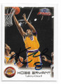 KOBE BRYANT LOS ANGELES LAKERS AUTOGRAPHED BASKETBALL CARD #122620B