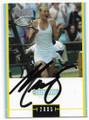 MARIA SHARAPOVA AUTOGRAPHED TENNIS CARD #11421F